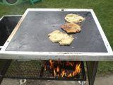 Bramborák na gril recept
