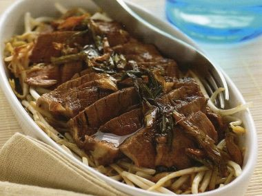 Hovězí steak terijaki