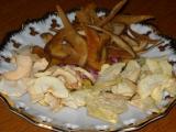 Sušená jablka a hrušky recept
