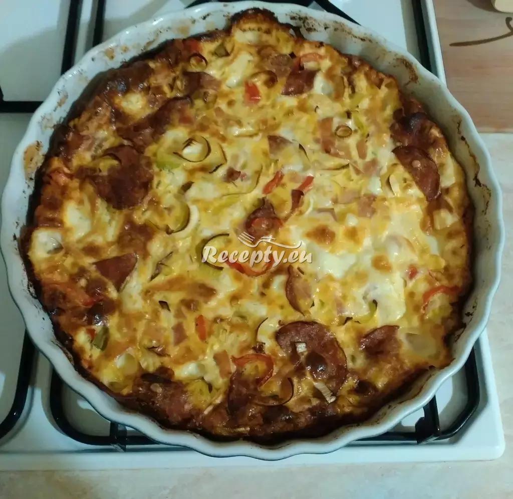 Quiche s pečenými rajčaty recept  sladké, slané a tradiční koláče ...