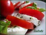 Mozzarella s rajčaty recept