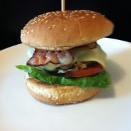 Cheeseburger recept