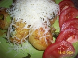 Mexické ohnivé brambůrky recept