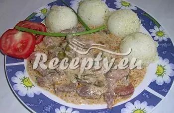 Krakonošův oběd recept  vepřové maso