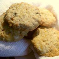 Křupavé sušenky recept