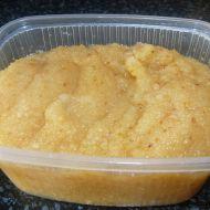 Jablečno-hruškové pyré pro kojence recept