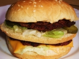 BigMac ( Hamburger ) recept