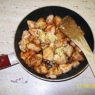 Zbojnické kuře recept