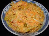 Zelný salát chromi recept