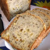 Sýrový chléb z pekárny recept