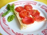 Rajčatový koláč III. recept