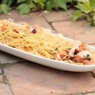 Špagety fruti di mare recept