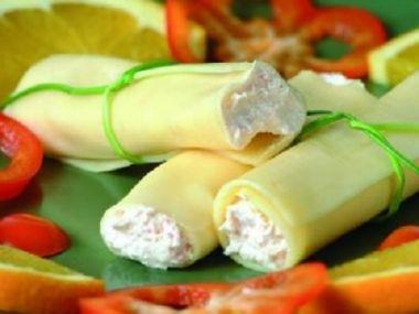 Sýrová roláda s uherskou pěnou