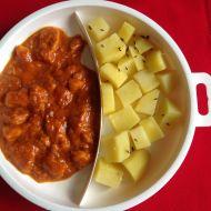 Kuře s tomatovým pestem recept