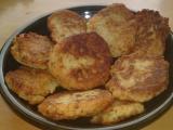 Bramborové placky (jako zastara) recept