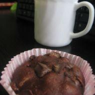 Jednoduché muffiny s čokoládou recept