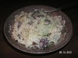 Židovský salát recept