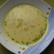 Sýrová polévka se zeleninou recept