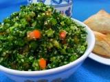 Hrnickovy salat Tabbouleh recept
