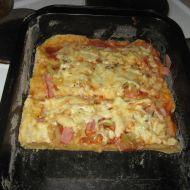 Jogurtová pizza recept