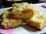 Jablkový koláč se smetanou recept