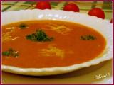 Rajská polévka se šlehačkou recept