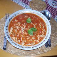 Polévka Zuppa di pomodoro recept