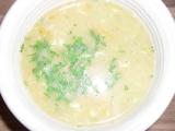 Rychlá polévka z ovesných vloček recept