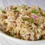 Jemný zelný salát recept