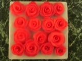 Marcipánové růže recept