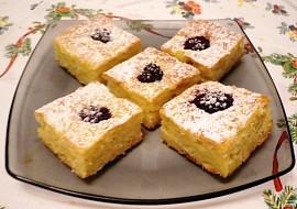 Dýňovo  ostružinový koláč recept