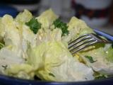 Salát s hořčicovou zálivkou recept