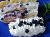Nepečený ovocný dort recept