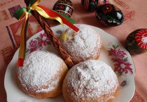 Mini bochánky (mazance)  cukrové