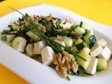 Rychlý oběd vegetariána recept