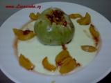 Pečená jablka s meruňkama recept