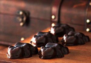 Čokoládové žabky
