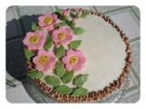 Dort se šípkovými růžemi podruhé recept