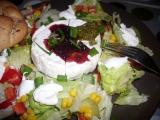 Zrající sýr v zeleninovém lůžku recept