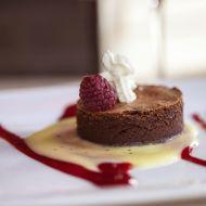 Čokoládové suflé recept