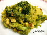 Brokolice jako mozeček bez lepku, mléka a vajec recept ...