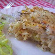 Zapékaná zelenina s mozzarellou recept