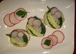 Kaviárové jednohubky recept