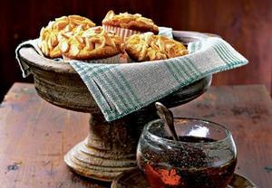 Pastinákové muffiny