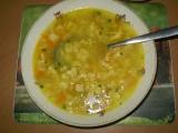 Vločková polévka recept