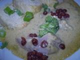 Krůtí maso v zeleninové omáčce s brokolicí recept