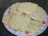 Alzac sušenky recept