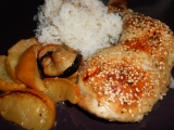 Javorové kuře recept