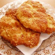 Kuřecí řízek s mandlemi a sezamovými semínky recept