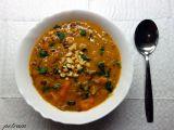 Africká arašídová polévka recept